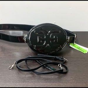 NWOT   Sam Edelman   Black Crossbody or Belt Bag